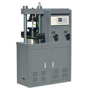石油、天然气支撑剂压力试验机(陶粒砂)