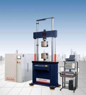 微机控制橡胶垫板动静刚度试验机